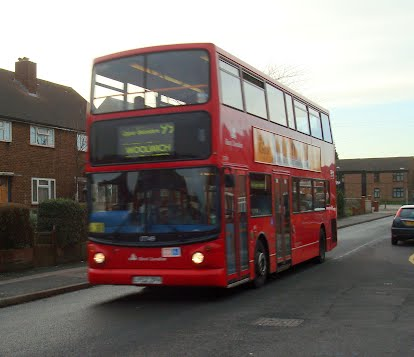 It Is Over 23 Years Since Bus Route 99 Visited Slade Green But Yesterday Saw Replace 469 Between Erith And Bexleyheath
